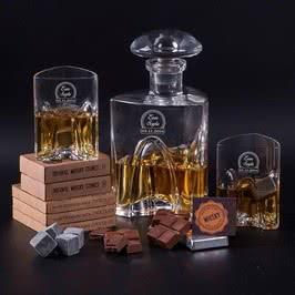 Kişiye Özel Premium Viski Seti