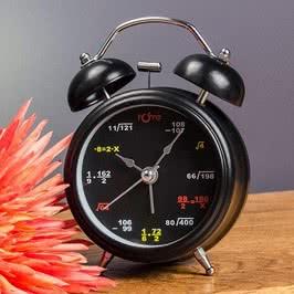 Matematikseverlere Özel Çalar Saat