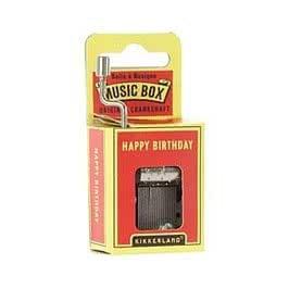 Müzik Kutusu Happy Birthday