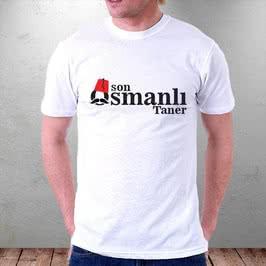 Son Osmanlı Kişiye Özel Baskılı Tişört