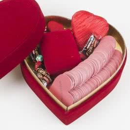 Sonsuzluk Kalp Kolye ve 365 Güne Özel Sevgi Mesajları