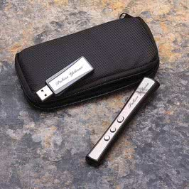 USB Bellekli Lazer Sunum Kalemi
