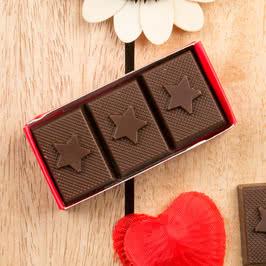 3 lü Yıldız Karakterli Çikolata
