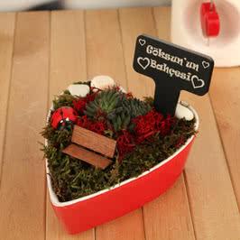Aşkıma Hediye Minyatür Bahçe