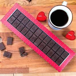 Doğum Günün Kutlu Olsun Harf Çikolata
