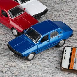 Efsane Toros Sesli Işıklı Model Araba