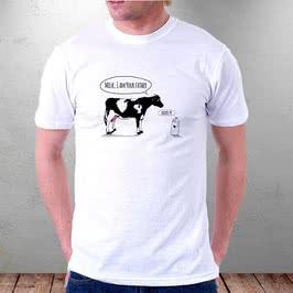 Espirili Baskılı Tişört