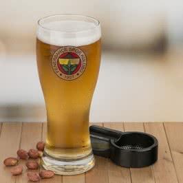 Fenerbahçe Logolu Bira Bardağı