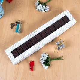 İyi Ki Doğdun Harf Çikolata