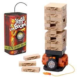 Jenga Boom Eğlence Oyunu