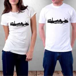 Kayısı Şehri Malatya Tasarımlı Baskılı Tişört