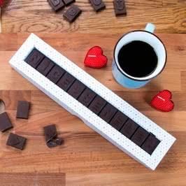 Nice Seneler Harf Çikolata