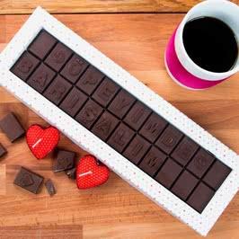 Öpeyimde Barışalım Mesajlı Harf Çikolata