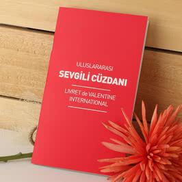 Sevgiliye Hediye Uluslararası Sevgili Cüzdanı