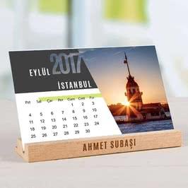 Türkiyenin İlleri Masa Takvimi