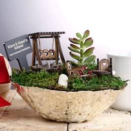 Yeni Ev Hediyesi Minyatür Bahçe