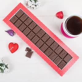 Yeni İş Hediyesi Harf Çikolata