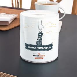 Kurumsal Logolu Sokak Hayvanları İçin Mama Kumbarası
