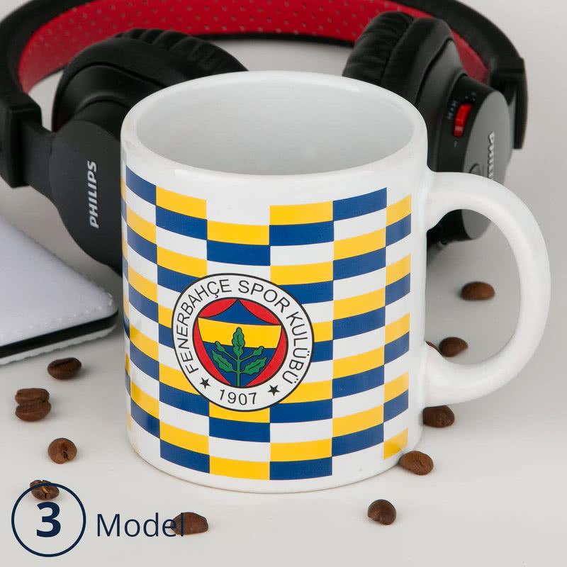 Lisanslı Fenerbahçe Kupa Bardak